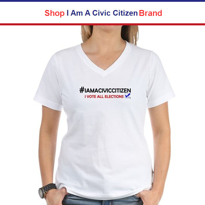Shop-I Am A Civic Citizen Brand Merchandise