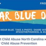 WEAR BLUE DAY-SUPPORT GREAT CHILDHOODS