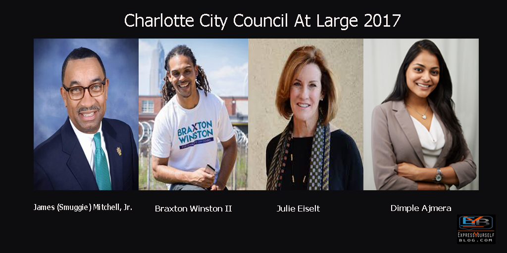 WINNERS OF CHARLOTTE PRIMARY ELECTIONS
