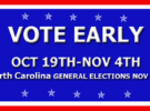 ELECTIONS | EARLY VOTING GUIDE FOR CHARLOTTE MECKLENBURG & OTHER NC COUNTIES