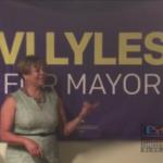 Vi Lyles for Charlote Mayor