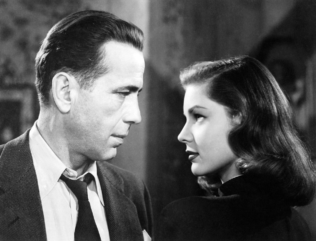 To Have And Have Not | Bogart and Bacall-Just Whistle