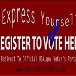 Express Yourself | Register To Vote