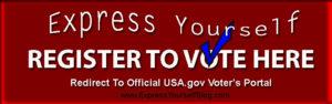 ExpressYourself-Register To Vote