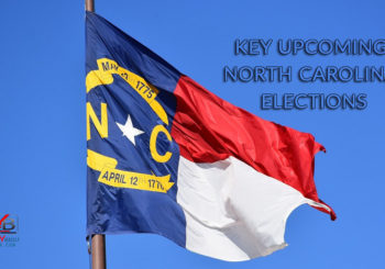 KEY UPCOMING NORTH CAROLINA ELECTIONS 2019