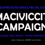 ExpressYourselfBlog's 'I Am A Civic Citizen Campaign'