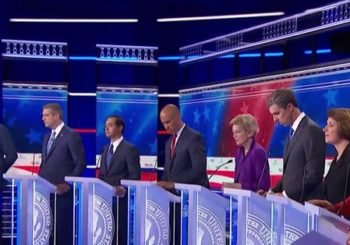 DEMOCRATIC DEBATE-KEY QUESTION | GREATEST THREAT TO U.S.