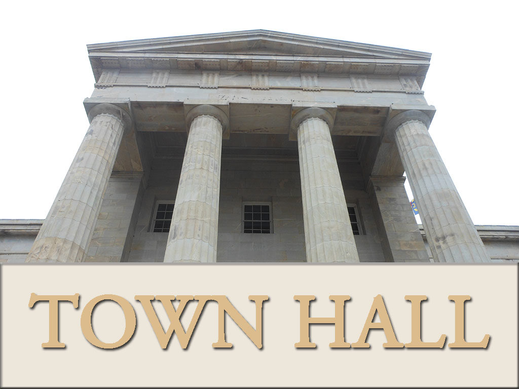 District 4 City Council Town Hall