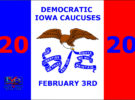 2020 DEMOCRATIC IOWA CAUCUSES-FEBRUARY 3RD