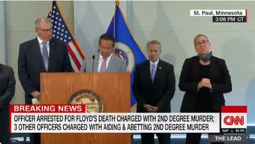 All Four Officers Arrested In George Floyd Murder