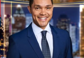 THE CONTRACT-TREVOR NOAH DELIVERS A SIGNIFICANT MESSAGE ON RACE IN AMERICA