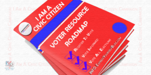 I Am A Civic Citizen Campaign-Voter resource Roadmap
