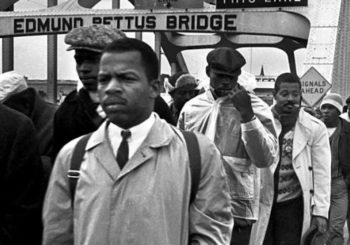 A PETITION TO RENAME EDMUND PETTUS BRIDGE AFTER CIVIL RIGHTS ICON JOHN LEWIS WHO DIED JULY 17
