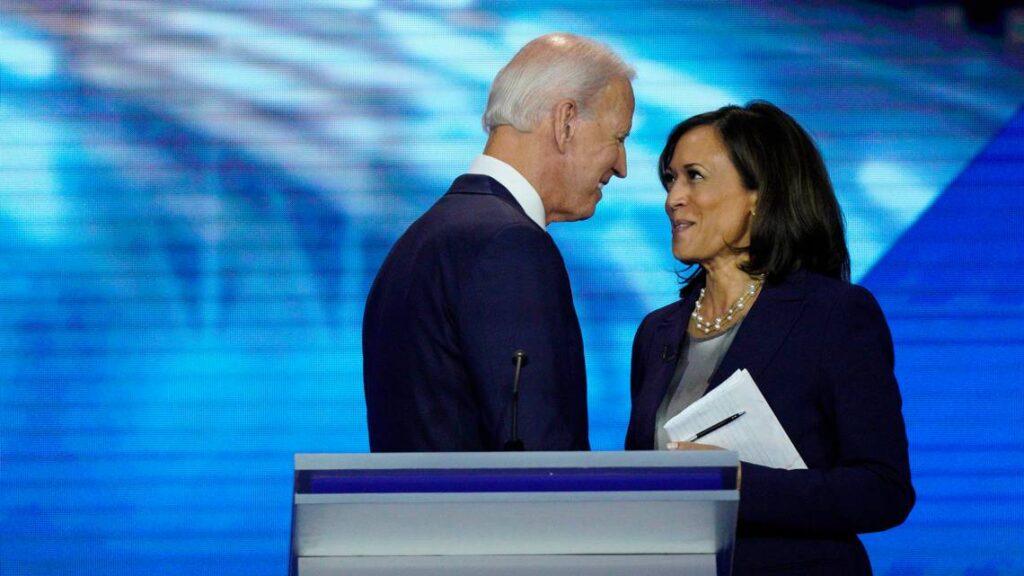 Joe Biden Chooses Kamala Harris For VP