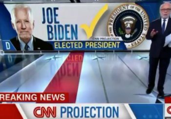 BIDEN BECOMES THE 46TH PRESIDENT OF THE UNITED STATES OF AMERICA