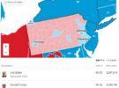 CLEAREST PATH TO THE PRESIDENCY PENNSYLVANIA-ALL VOTES LEAD TO BIDEN