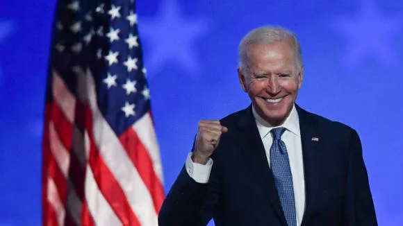 oe Biden Becomes the 46th President