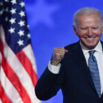 Joe Biden Becomes the 46th President