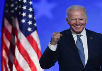 JOE BIDEN IS THE NEW PRESIDENT OF THE UNITED STATES OF AMERICA