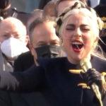 Lady Gaga Sings National Anthem