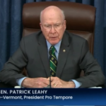 Sen Patrick Leahy-President Pro Tempore | Trump Second Impeachment Trial